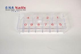Aufbewahrungsbox für Nagel