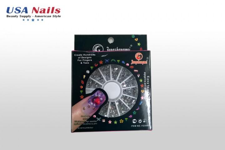 Strassstein Farbe Strasssteine Nageldesign Usa Nails Supply