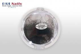 Wimpern 12mm C-Curl
