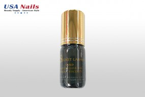 Wimpernkleber Gold